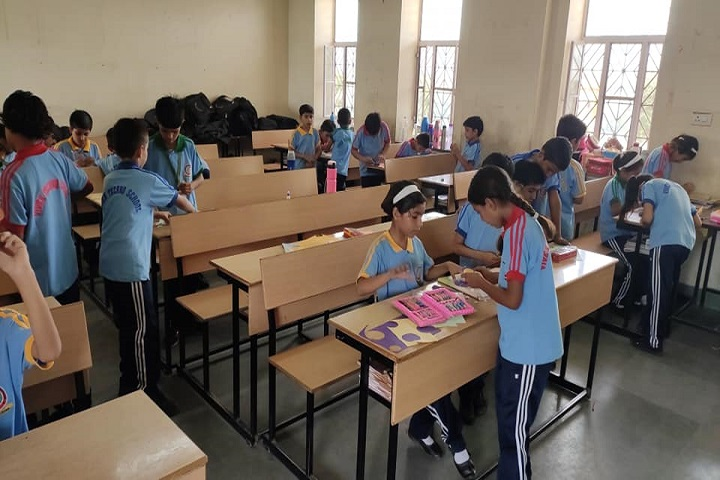 Vivek Techno School-Class
