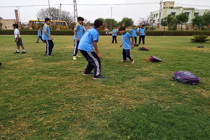 Vivek Techno School-Games