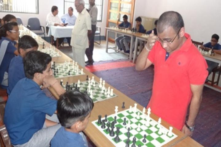 Vivekananda Kendra Vidyalaya-Indoor game