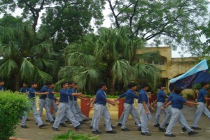 Vivekananda Kendra Vidyalaya-Sports Day