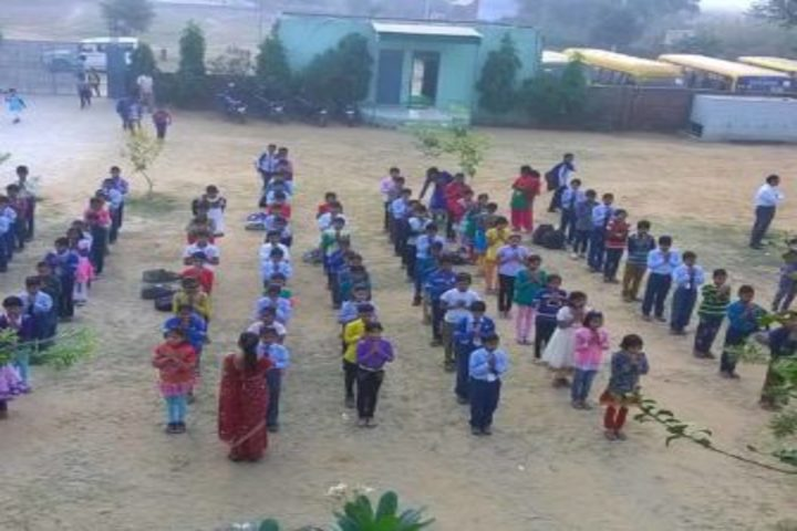 Viveknanad Public School-Assembly