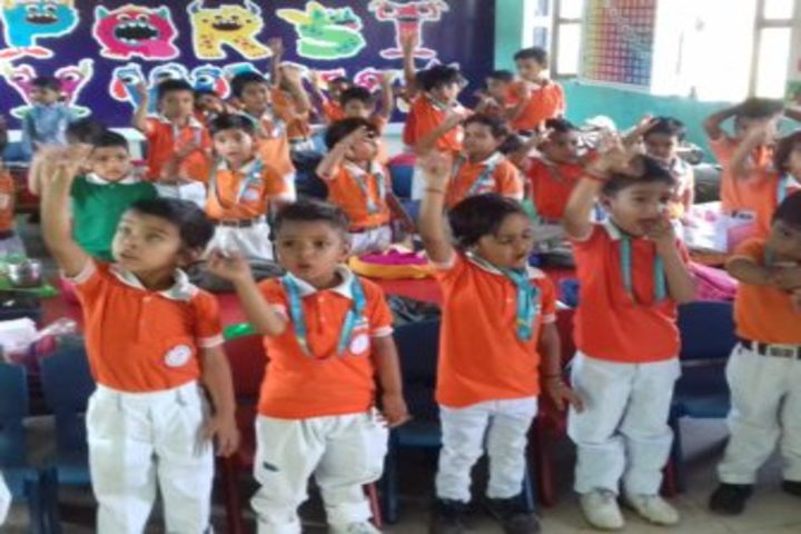 Viveknanad Public School-Class activity