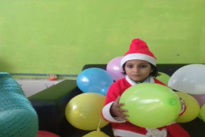 Viveknanad Public School-Cristmas Celebrations