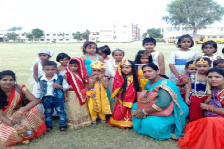 Viveknanad Public School-Fancy Dress