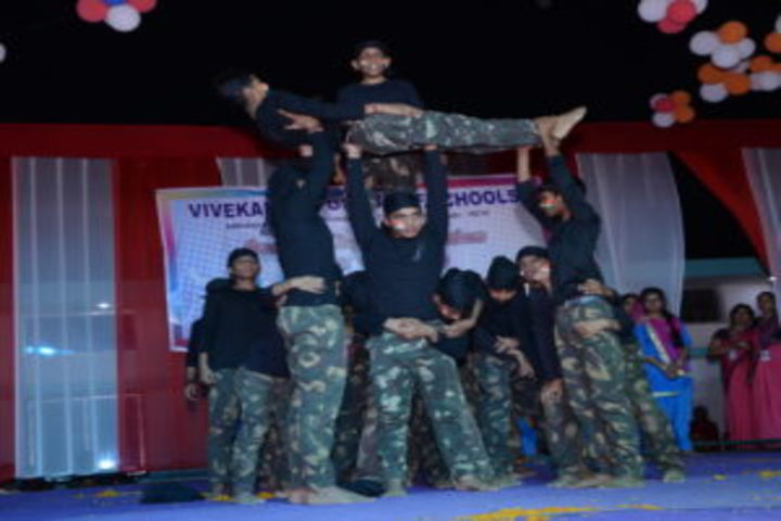 Viveknanad Public School-Independence Day Dance
