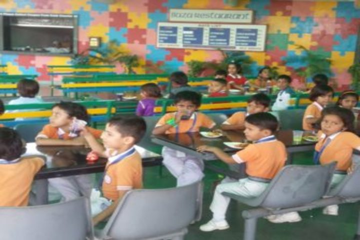 Viveknanad Public School-Mess