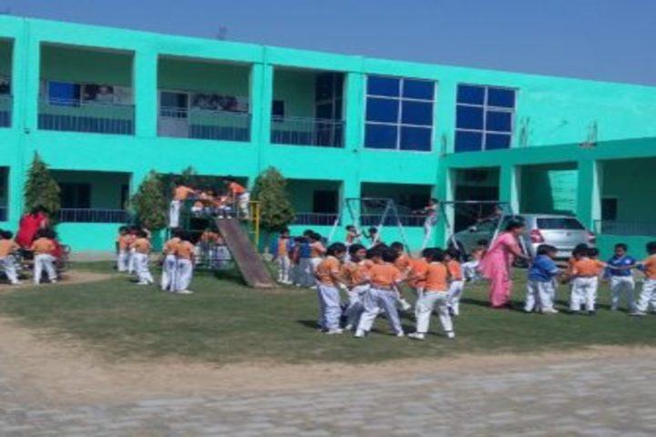 Viveknanad Public School-Play Ground