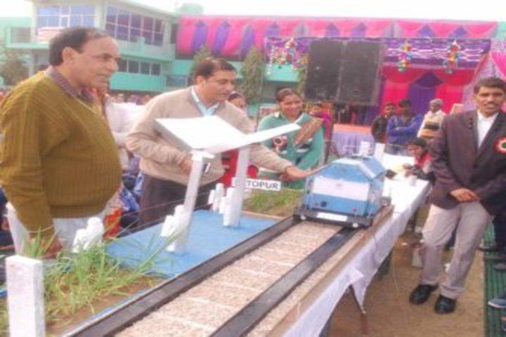 Viveknanad Public School-Science Fair