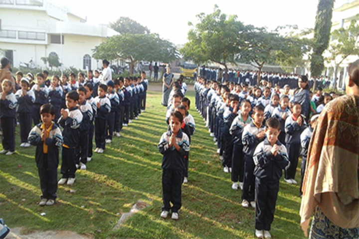 Vrindavan Public School-Assembly