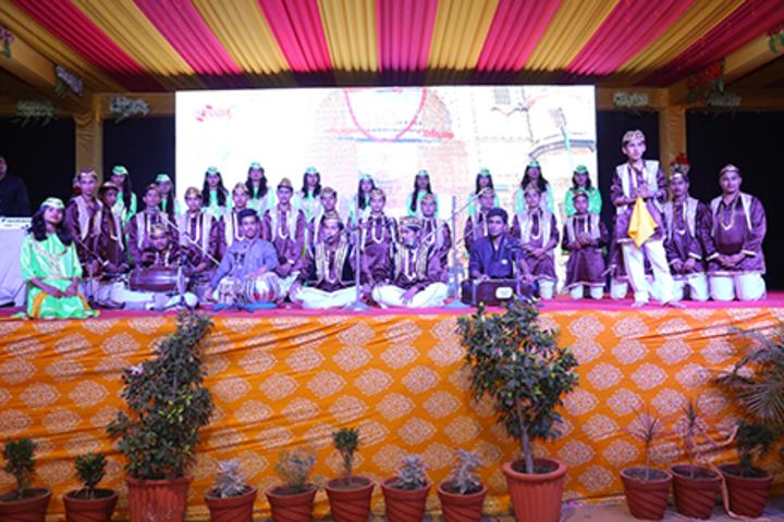 Vrindavan Public School-Culture Music