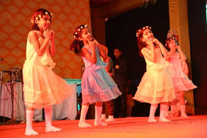 Vrindavan Public School-Dance