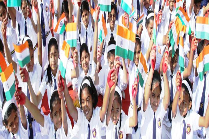 Vrindavan Public School-Independence Day