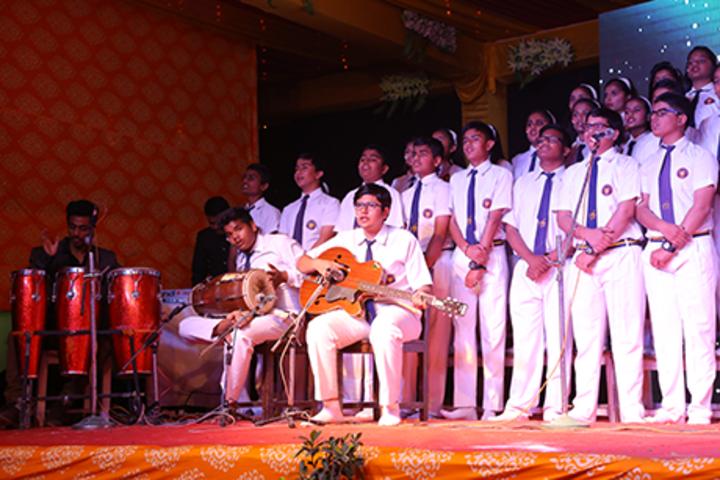 Vrindavan Public School-Music