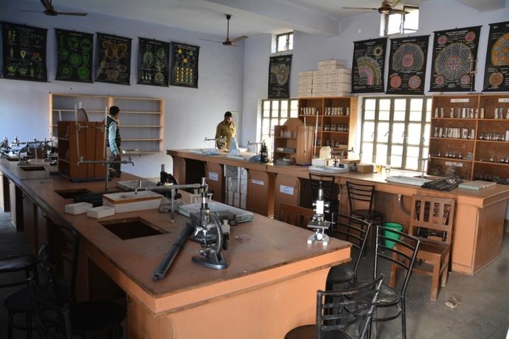 Vyapar Mandal Public School-Biology Lab