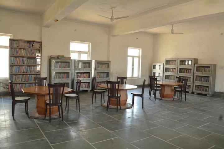 Vyapar Mandal Public School-Library