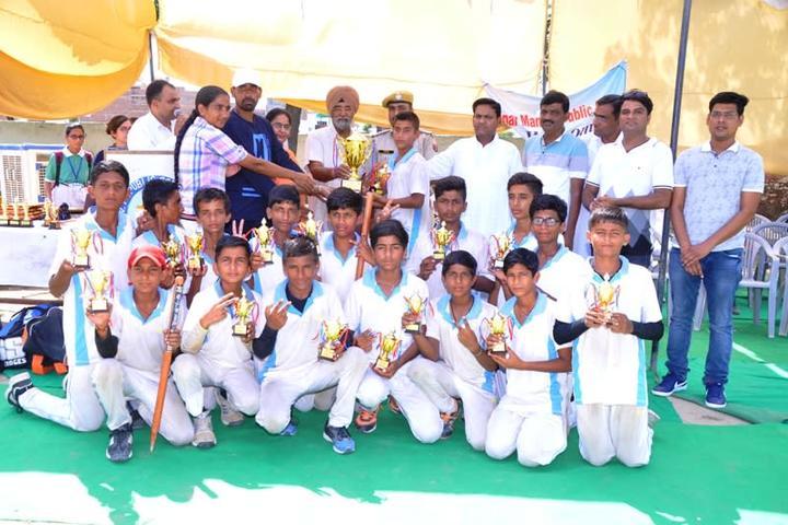 Vyapar Mandal Public School-Sports Team