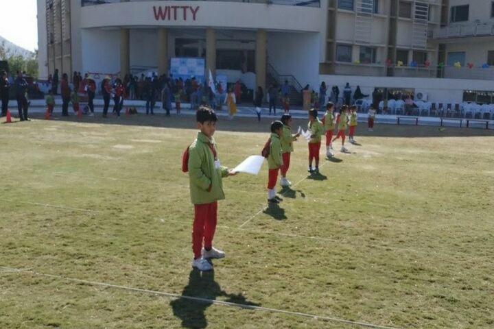 Witty International School-Annual Sports Meet