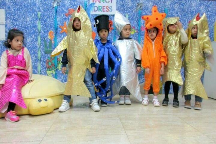 Witty International School-Fancy Dress