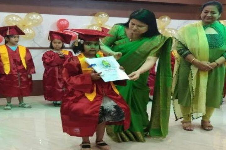 Witty International School-Graduation Day