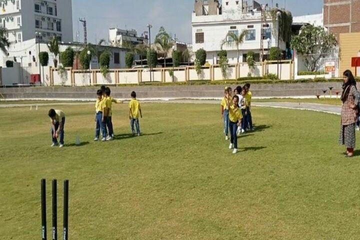 Witty International School-Sports