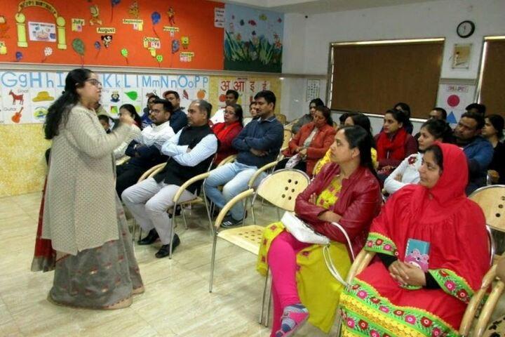 Witty International School-Workshop