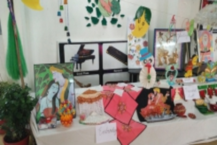 Yogiraj Public School-Art and Science Exhibition