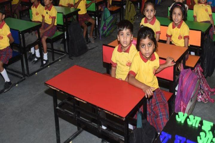 Yogiraj Public School-Class Room