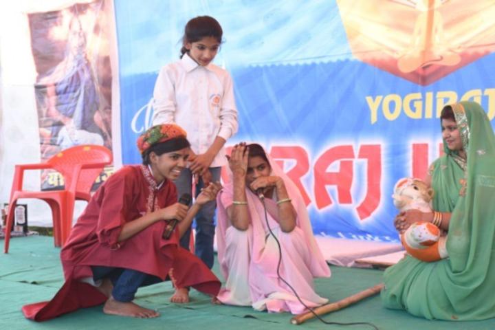 Yogiraj Public School-Drama