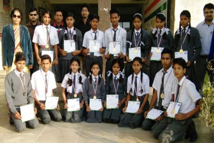 Yogiraj Public School-Felicitation