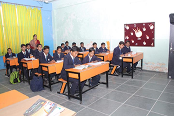 Mount Litera Zee School-Classrooms