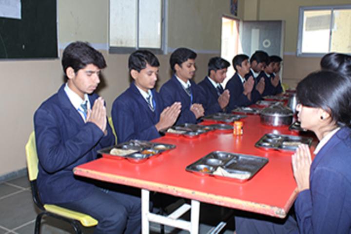 Mount Litera Zee School-Dining Hall