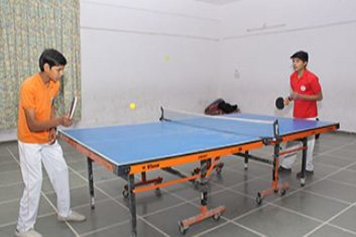 Mount Litera Zee School-Indoor Games