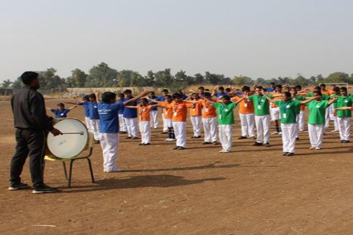 Mount Litera Zee School-Morning Assembly
