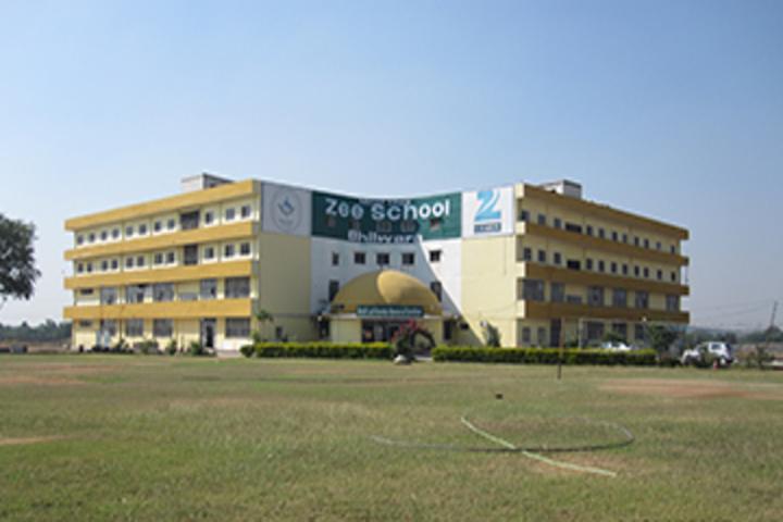 Mount Litera Zee School-School View