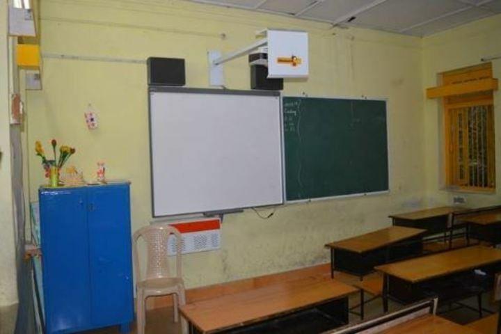 Army Public School-Projector Room
