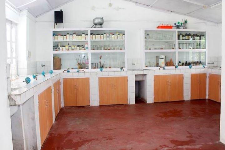 Army Public School-Science Lab