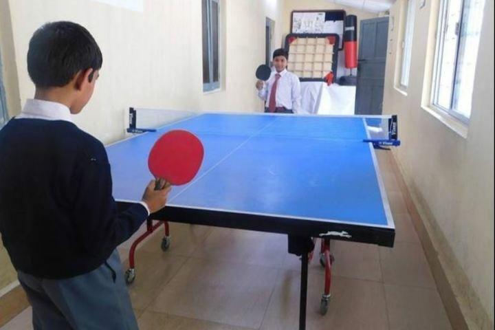 Army Public School-Sports Room