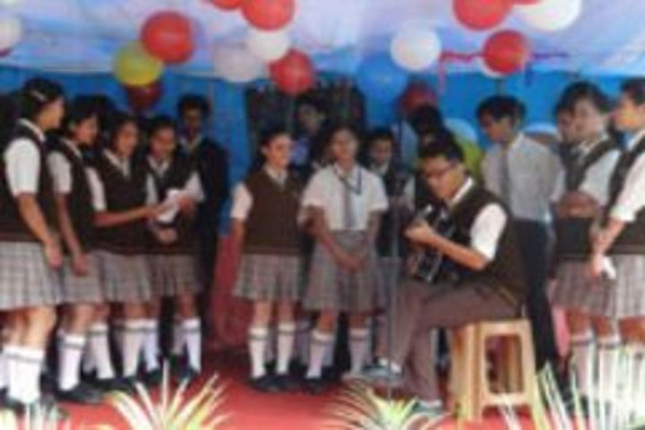 Bahai Senior Secondary School-Music