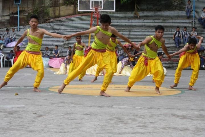 Bahai School Tadong-Dance Competition