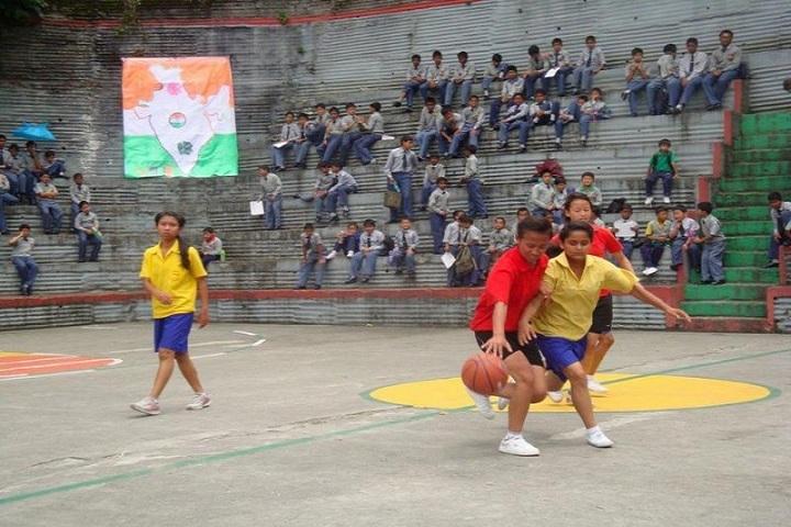 Bahai School - Basket Ball
