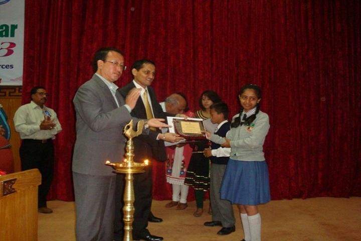 Bahai School - Certificate Issue