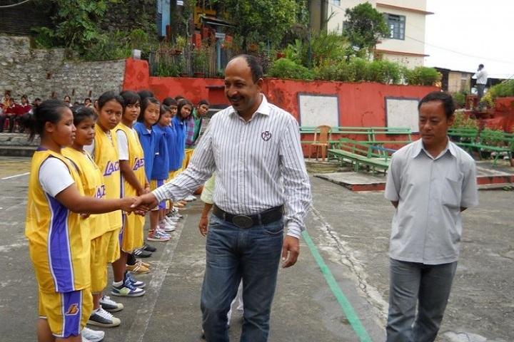 Bahai School - Sports Event