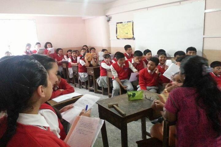 Daffodils Home Secondary School-Classroom
