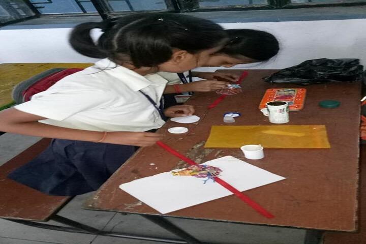 Montfort Senior Secondary School-Activities