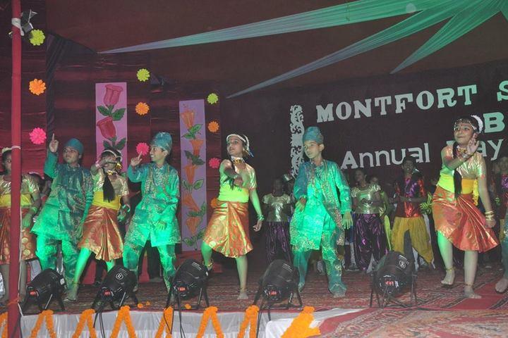 Montfort Senior Secondary School-Annual Day