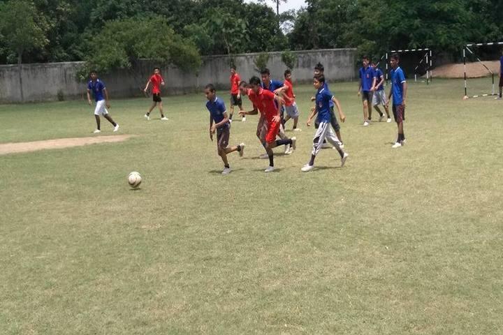 Montfort Senior Secondary School-Sports