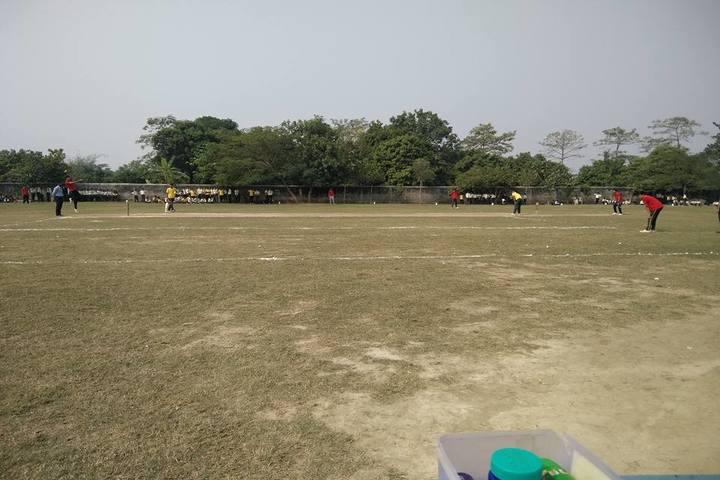 Montfort Senior Secondary School- Play Ground