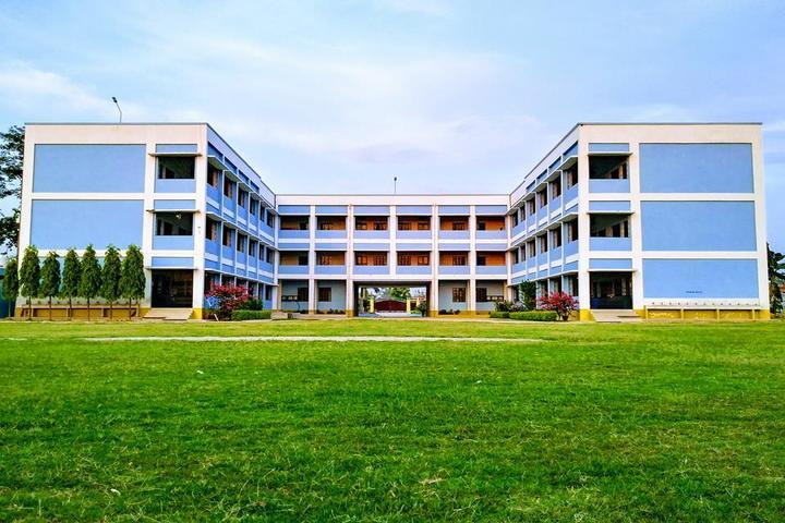Montfort Senior Secondary School-Campus