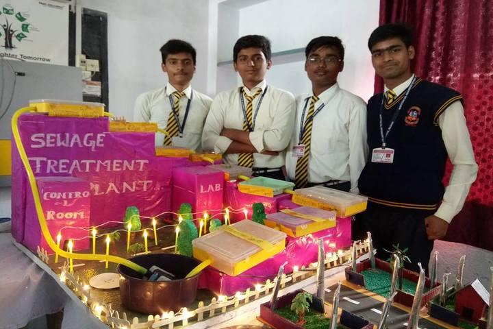 Montfort Senior Secondary School-Science Exhibition