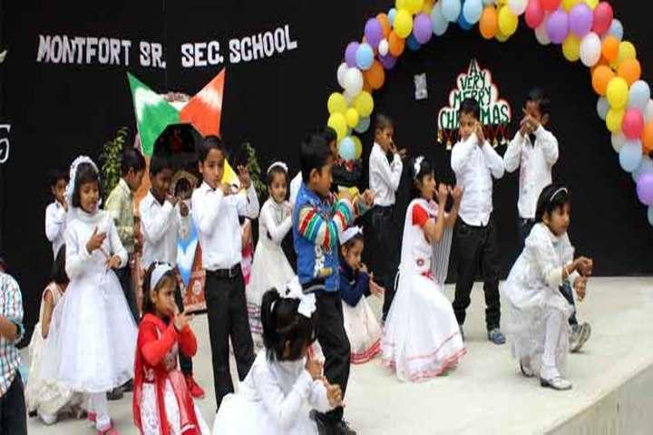 Montfort Senior Secondary School-Christmas Celebration